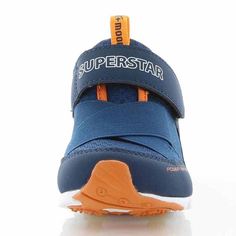 ムーンスター スーパースター SS K993 ネイビー