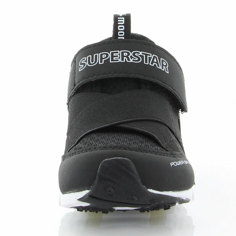 ムーンスター スーパースター SS K993 ブラック