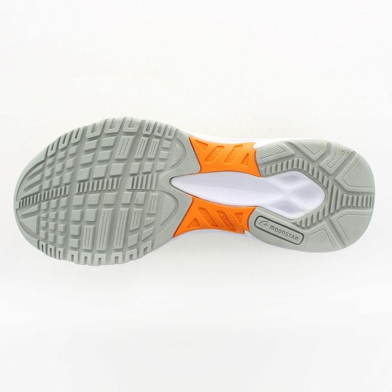 ムーンスター 子供靴/メンズ/レディース MS 3100G ネイビー ムーンスター 高機能グランドシューズ