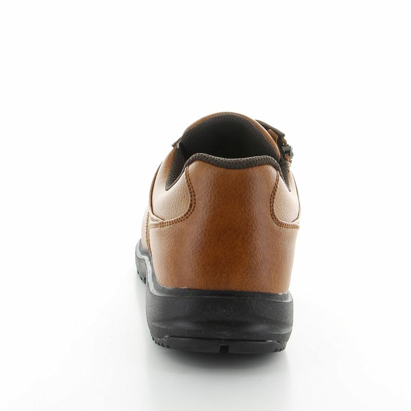 ムーンスター メンズ ウォーキングシューズ MS RP005 キャメル 柔らかくて軽快な履き心地!雨にも強い防水設計!