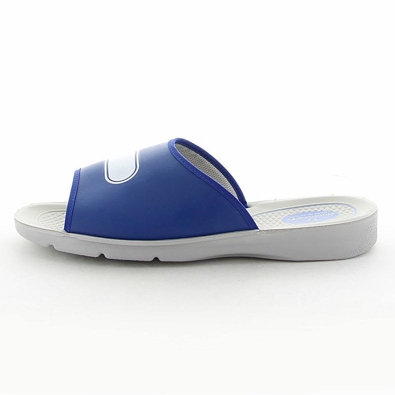 ムーンスター 子供靴/メンズ/レディース スクールサンダル 04 ネービー ムーンスター 快適スクールサンダル