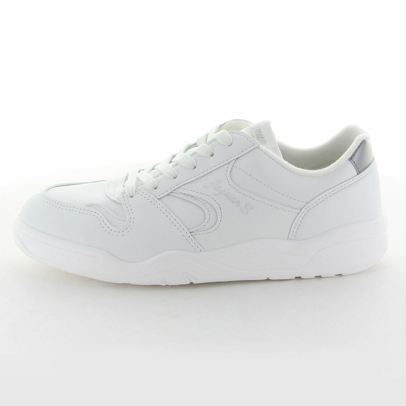 ムーンスター 子供靴/メンズ/レディース シグマXL01 ホワイトSC ムーンスター 定番の合皮の軽量通学シューズ