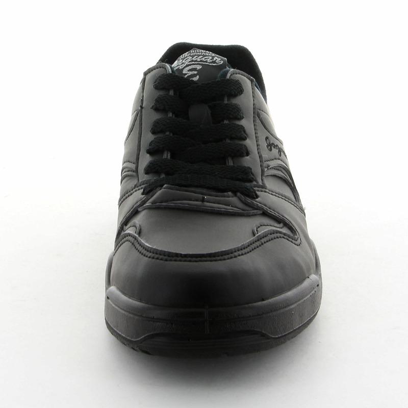 ムーンスター 子供靴/メンズ/レディース シグマXL01 ブラック ムーンスター 定番の合皮の軽量通学シューズ