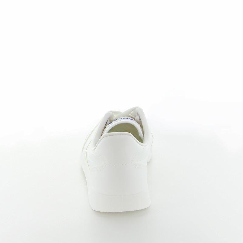 ムーンスター メンズ/レディース ワーク ジャガーΣ04CL ホワイト 業務用/スクール/デイリー/カジュアル