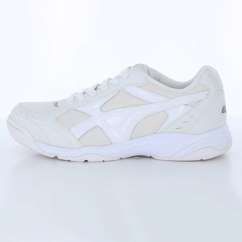 ムーンスター 子供靴/メンズ/レディース MS 3300G ホワイト 基本性能(軽量・屈曲・耐久性)を備えたポピュラーなグランドシューズ