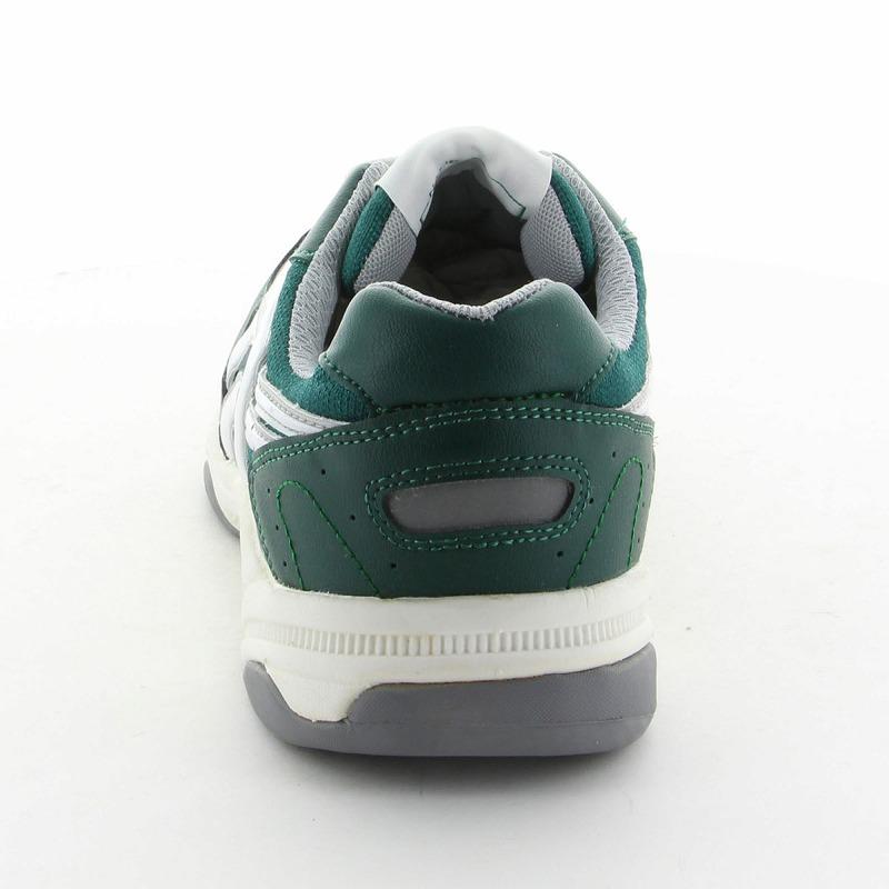 ムーンスター 子供靴/メンズ/レディース SCアスレチックS500 グリーン ムーンスター 高機能グランドシューズ