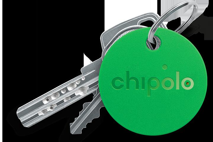 忘れ物をどこに落としたか見つける『chipolo classic 2nd (チポロクラシック 2nd) 』