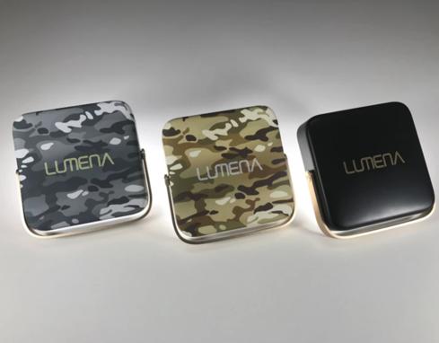 大容量モバイルバッテリー兼明るすぎるLEDランタン『LUMENA(ルーメナー)』