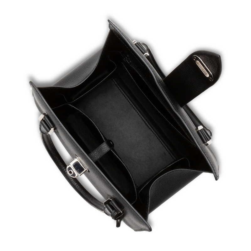 ORSAY PM オルセーPM カーフ ブラック 10 (シルバー金具)