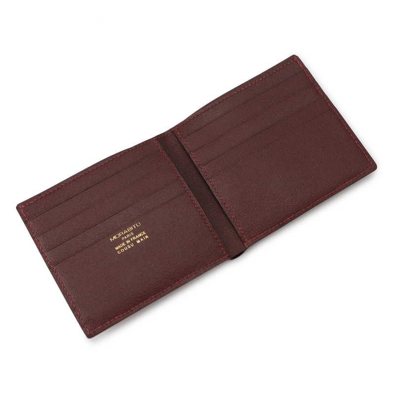 2つ折り財布(札入れ) ルージュ