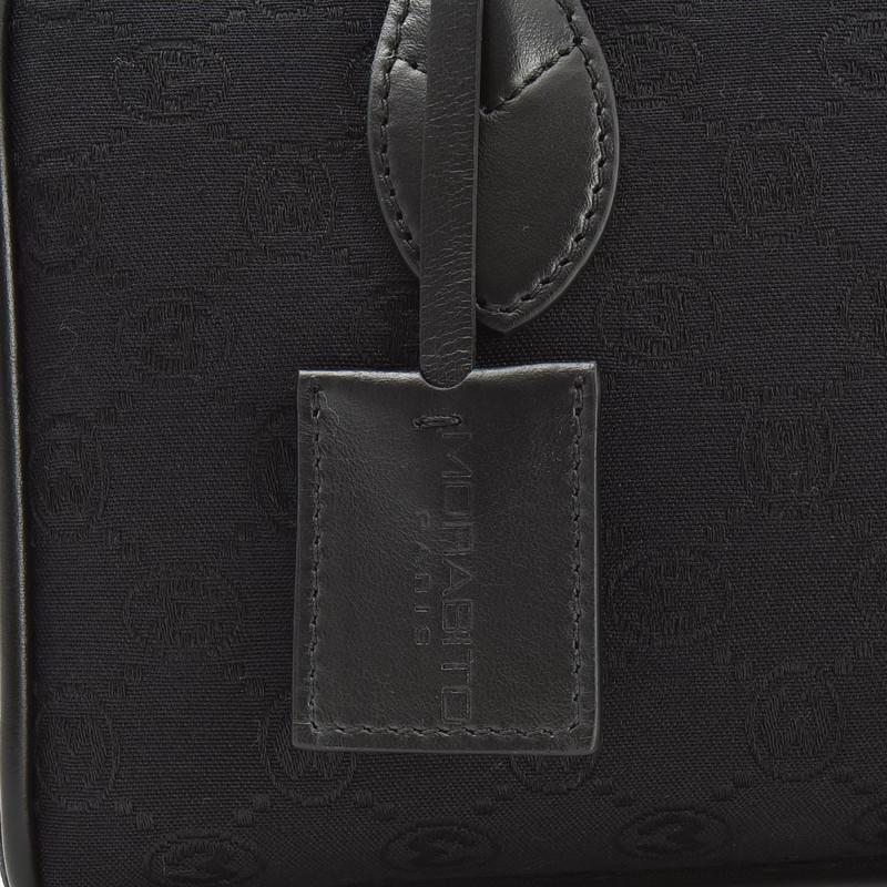 MONOGRAM MINI BOSTON (モノグラム ミニボストン) ブラック