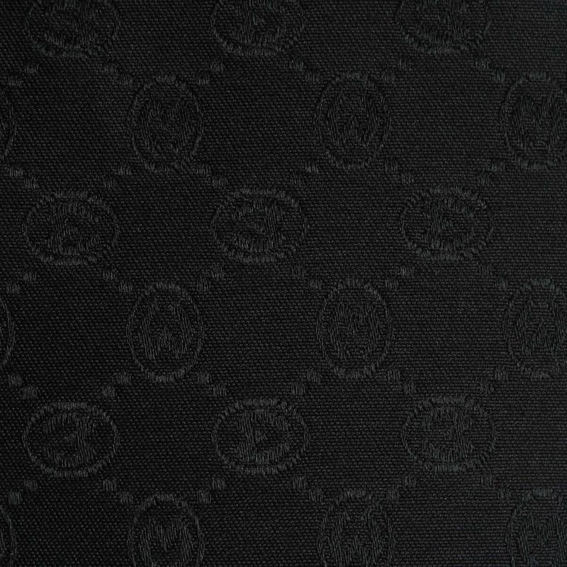 MONOGRAM SHOULDER BAG (モノグラム ショルダーバッグ) ブラック