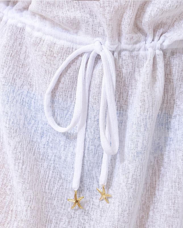 ドルマンスリーブ リゾートチュニックドレス  【LAULEA】
