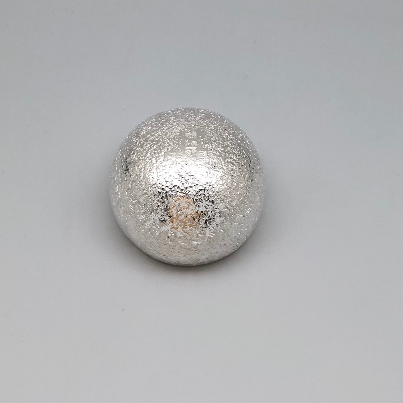 純銀 ぐいのみ スイング 岩石