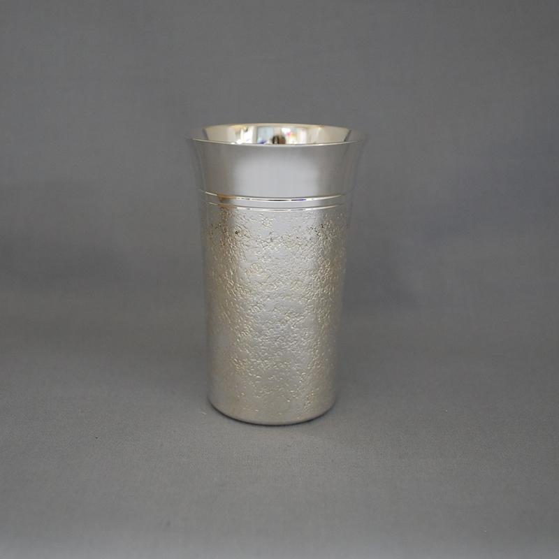 純銀 冷酒器