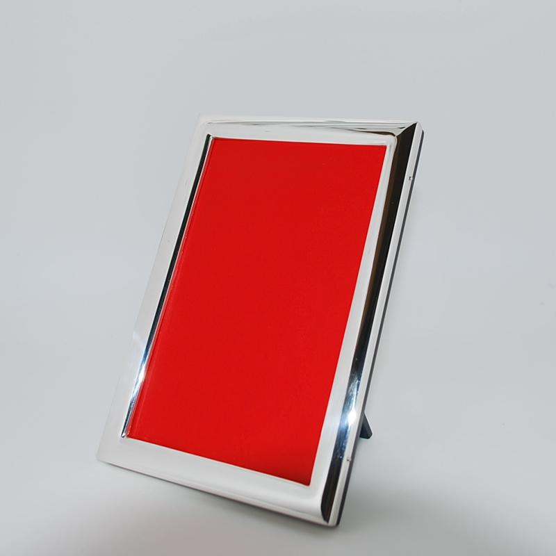 銀製 切抜き 折り鶴(小)