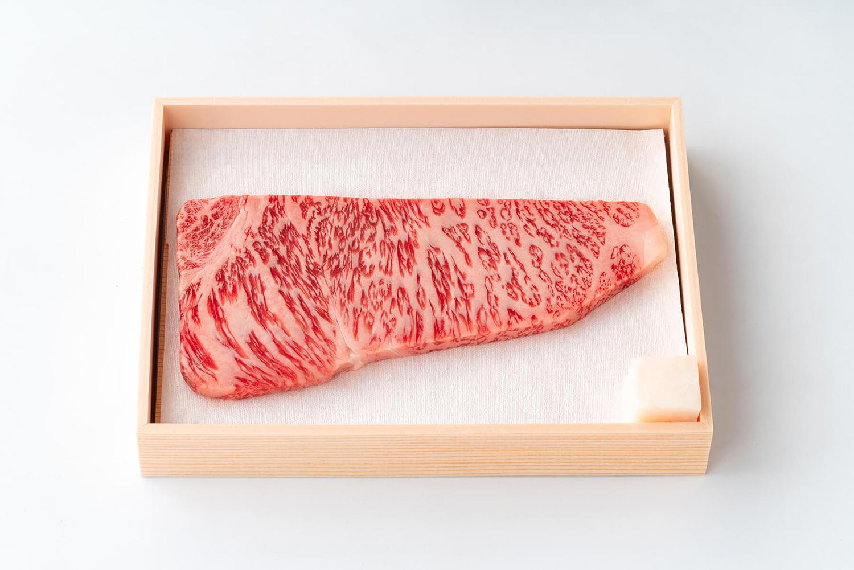 近江牛 サーロインステーキ(1枚)【上】