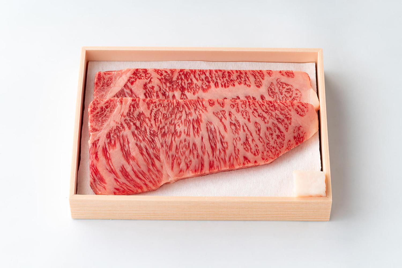 近江牛 サーロインステーキ(2枚セット)【上】