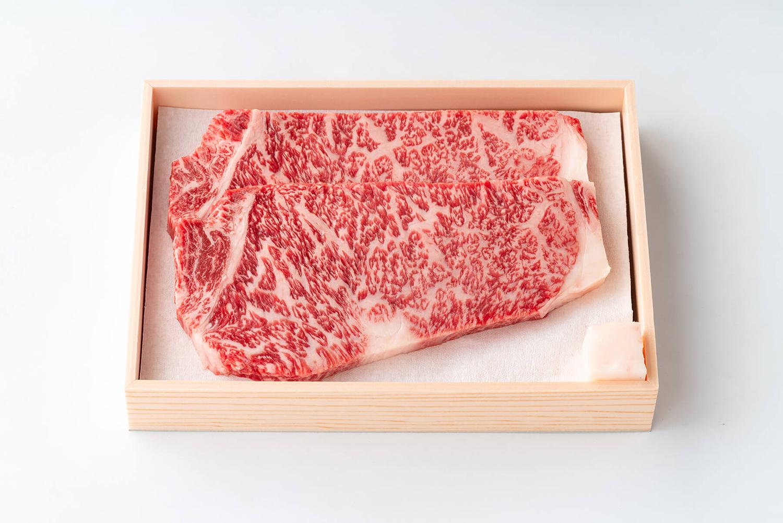 近江牛 サーロインステーキ(2枚セット)【極上】
