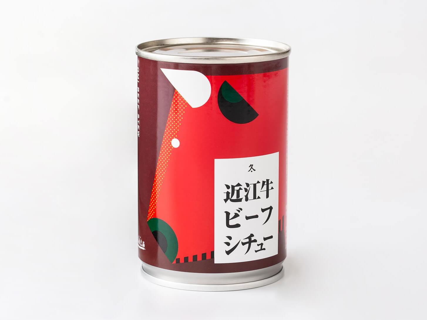 近江牛ビーフシチュー缶詰