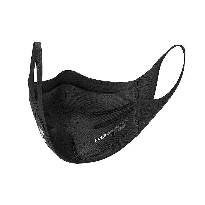 UNDERARMOUR アンダーアーマー UA スポーツマスク 1368010 ブラック メディカル その他