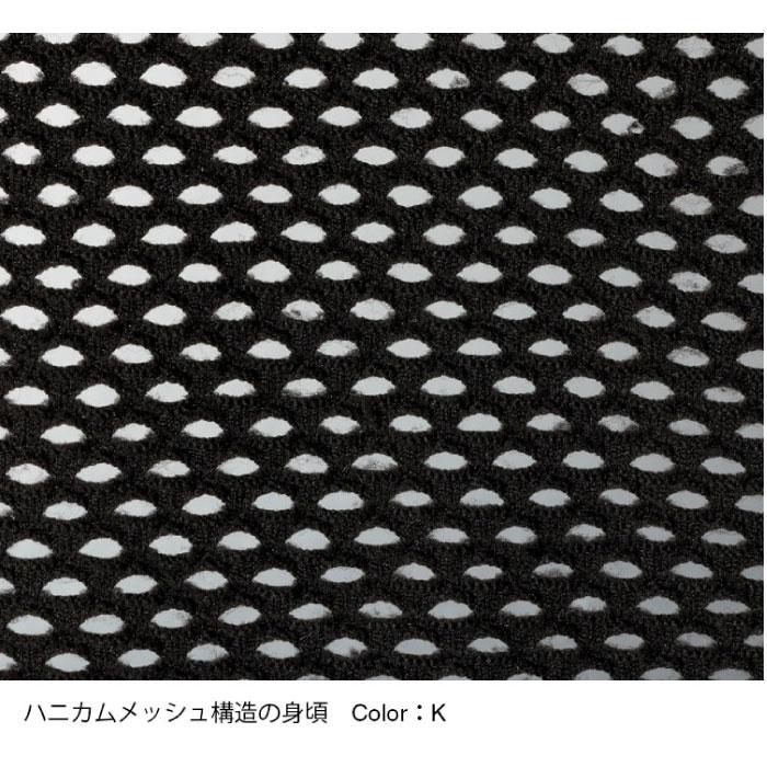 THE NORTH FACE ノースフェイス 100DRY TANK ハンドレッドドライタンク NU61702 K ブラック インナーウェア アンダーシャツ