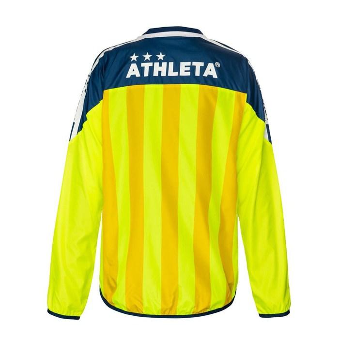 ATHLETA アスレタ ジュニアピステシャツ 02337J FYE フットサル トレーニングジャケット