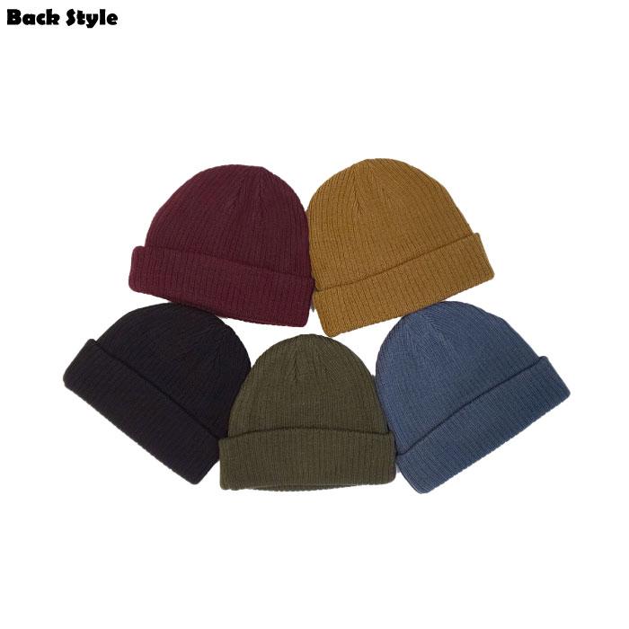 SEVENPEACE セブンピース 18SPE-46 WATCH CAP S ウォッチキャップ 18SPE-46 マスタード 帽子類 ビーニー