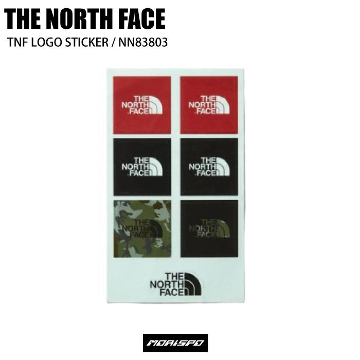 THE NORTH FACE ノースフェイス NN83803 TNFロゴステッカー 19-20 ステッカー