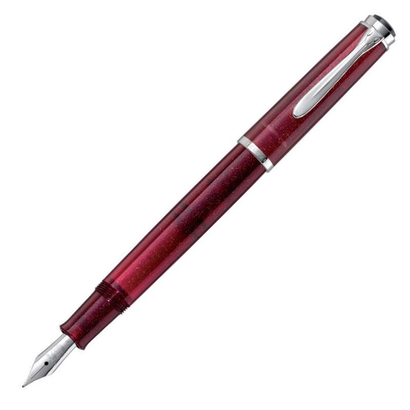 ペリカン 特別生産品 M205 スタールビー 万年筆 (吸入式)