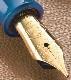 ペリカン 特別生産品 M120 アイコニックブルー 万年筆 (吸入式)