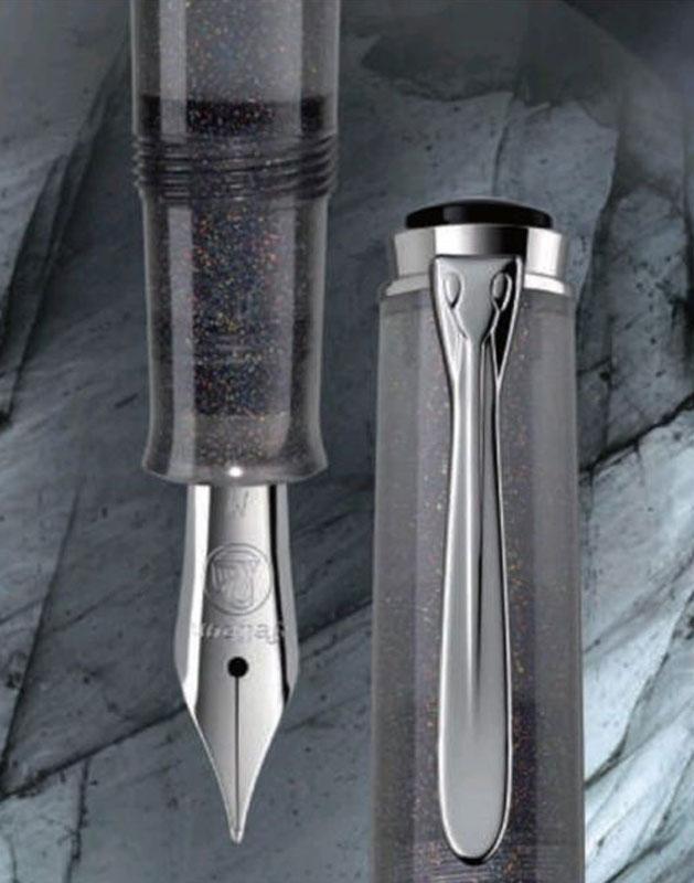 ペリカン 特別生産品 M205 ムーンストーン 万年筆 (吸入式)