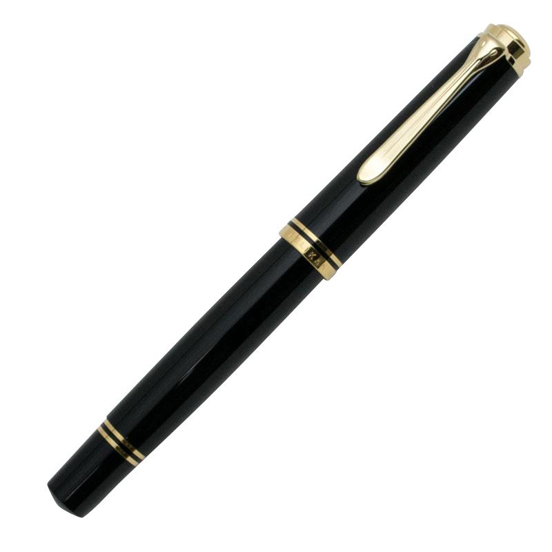 ペリカン M800 万年筆 (吸入式) 黒