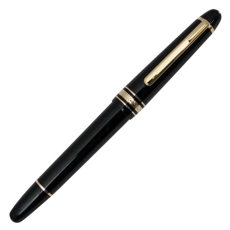 モンブラン 145 ブラック 万年筆