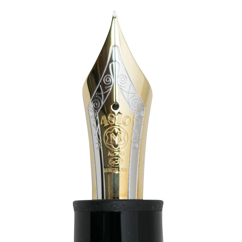 モンブラン マイスターシュテュック 149 万年筆 ブラック