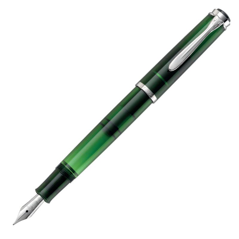 ペリカン 特別生産品 M205 オリヴィーン 万年筆 (吸入式)