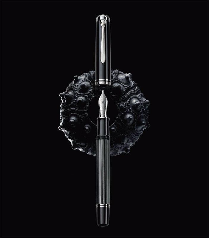 ペリカン 特別生産品 M1005 シュトレーゼマン 万年筆 (吸入式)