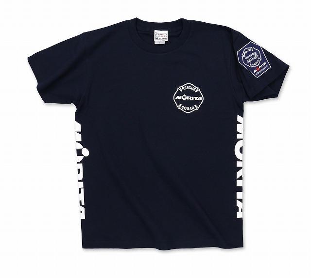 Wネーム・モリタTシャツType10
