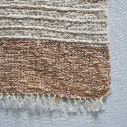 farola ワッフル織りのふんわりてぬぐい・生成