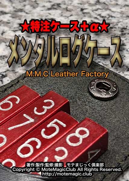 メンタルログケース★特注ケース+α★