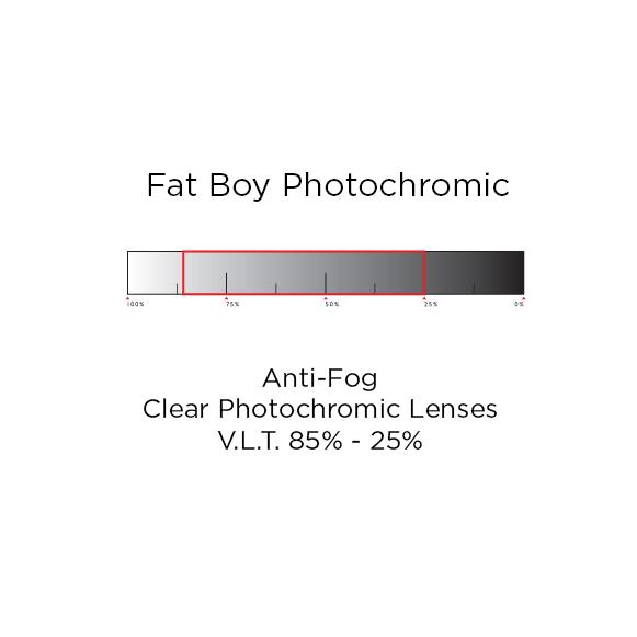 【BOBSTER】調光レンズサングラス/ゴーグル FAT BOY