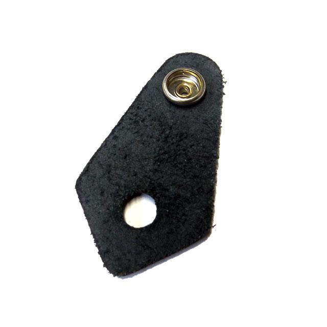 レザーサングラスホルダー(スナップボタン用)
