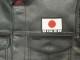 【刺繍パッチ】日本国旗BIKER パッチ(小)