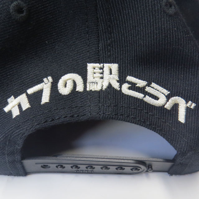OTTO CAP 『カブヌシ』 カブの駅こうべ MOTOBLUEZ モトブルーズ オリジナルキャップ 4カラー 