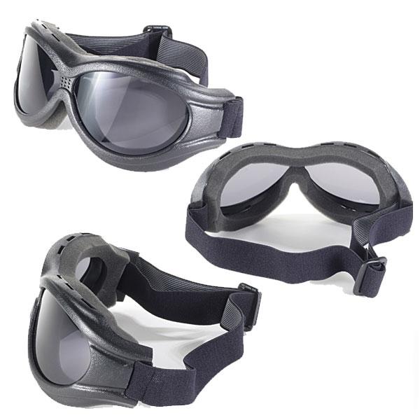 オーバーグラスゴーグル・眼鏡をかけたまま装着できる!