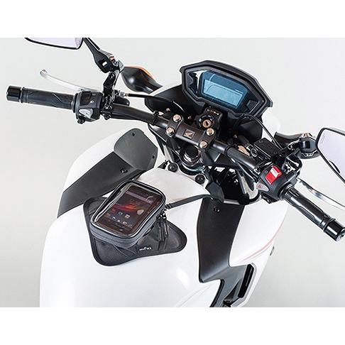 【TANAX】MOTOFizz スマホポケットクイック
