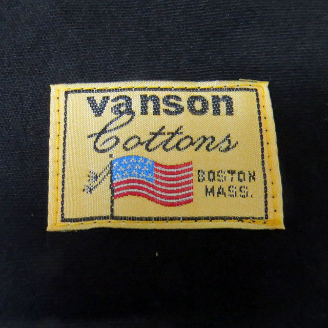 【VANSON】バンソン コットンフェイスマスク『WHEEL & WING』ホイール&ウィング リバーシブル