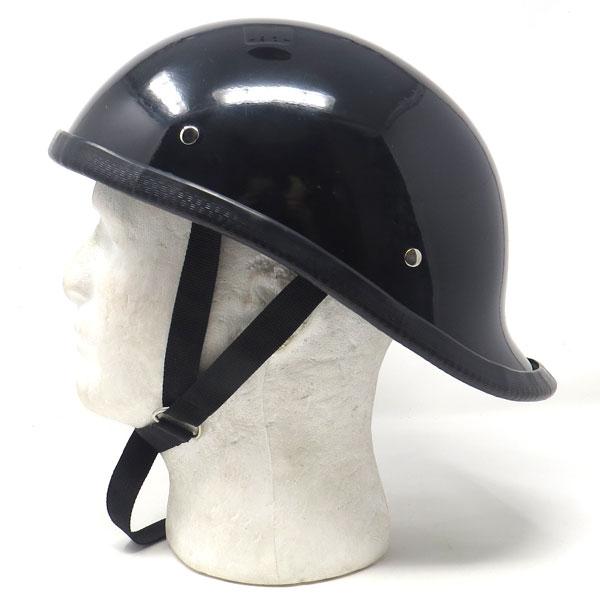 送料無料!装飾用ハーフヘルメット(グーステール)<Yストラップ>★オマケつき!|半ヘル|GOOSETAIL|ノベルティヘルメット