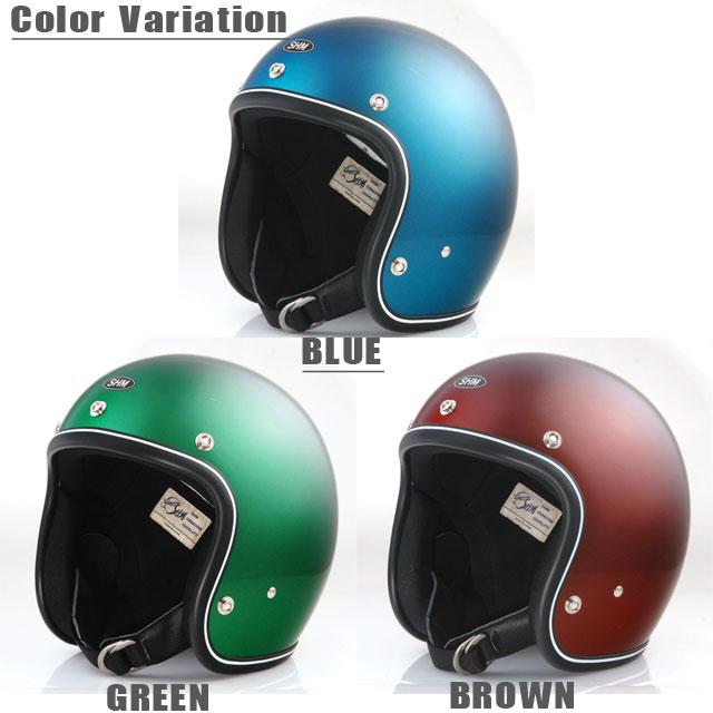【SHM Genuine】SHM Lot-501 |3カラー・3サイズ|