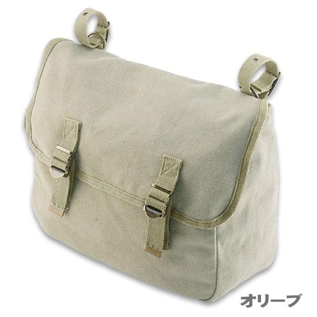 【DIN MARKET】 キャンバスサドルバッグ|2wayバッグ(全4色)